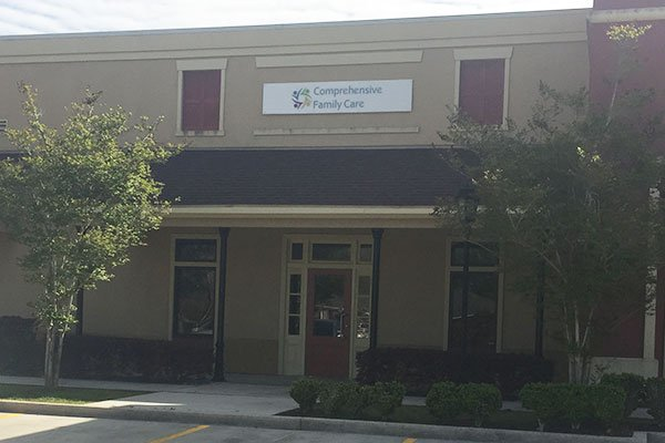 Comprehensive Family Care Youngsville LA Office